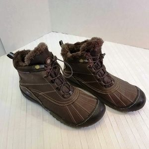NWOB JBU Pullman Vegan Leather Cold Weather Size 9